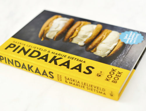 pindakaas kookboek cover